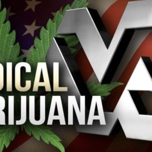 Some veterans want the option of medical marijuana